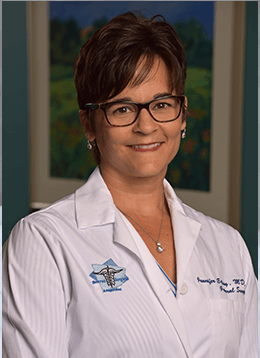 JENNIFER ETLING MD, FACS